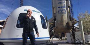 Космические путешествия от Джеффа Безоса за $300 000