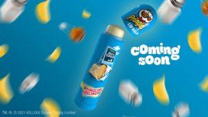 бальзам для губ от Pringles