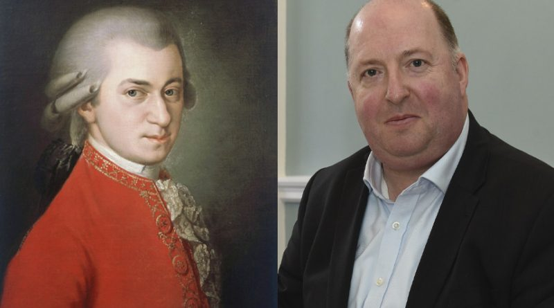 Mozart expert Timothy Jones has written possible endings to several of Mozart's uncompleted works.