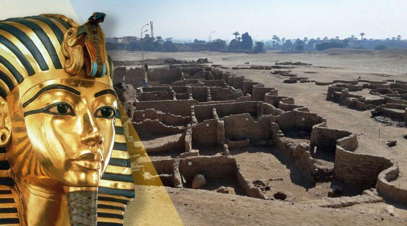 «Потерянный золотой город» называют «второй по значимости археологической находкой после открытия гробницы Тутанхамона»