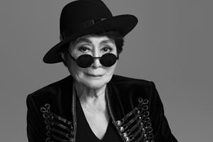 Yoko Ono, 2018  Photo by Matthew Placek © Yoko Ono