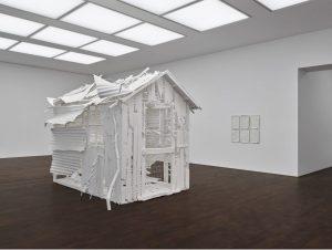 Rachel Whiteread installation view Gagosian © Rachel Whiteread  Photo: Prudence Cuming AssociatesCourtesy