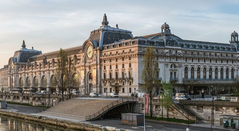 The Musée d'Orsay in Paris will be renamed after the late French president Valéry Giscard d'Estaing