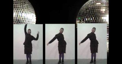 Evan Ifekoya, Disco Breakdown, 2014 (film still) © Evan Ifekoya, courtesy Lisson Gallery