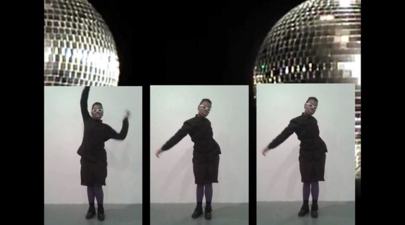 Evan Ifekoya, Disco Breakdown, 2014 (film still) © Evan Ifekoya, courtesy Lisson Gallery