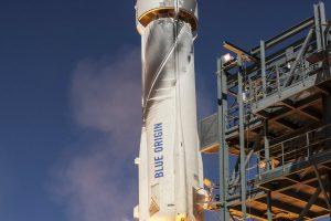 корабль компании Blue Origin