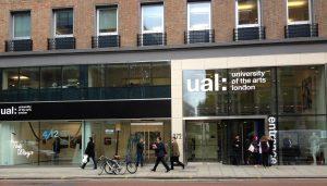 (University of the Arts London)