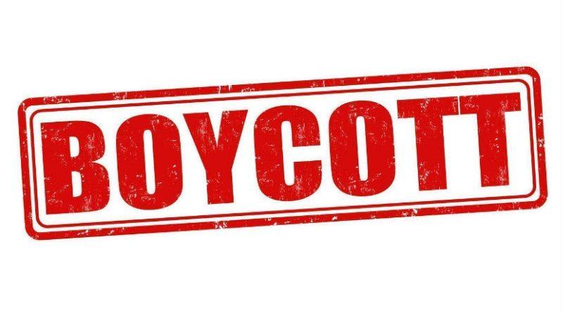 бойкот