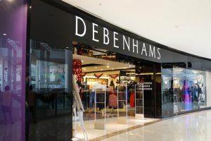 Конец эпохи Debenhams
