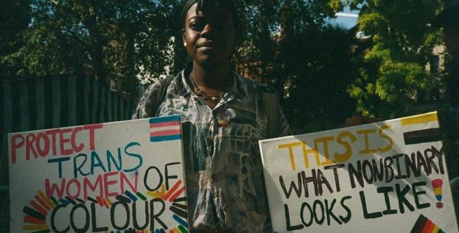 Правительство Великобритании отказалось признавать небинарную гендерную идентичность