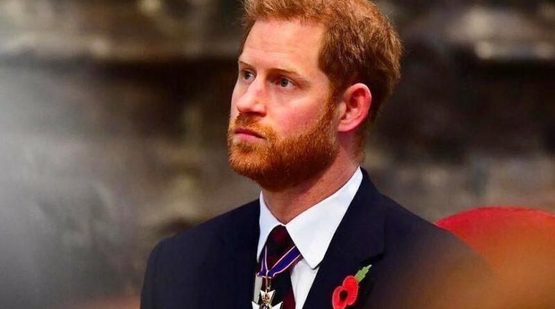 Принц Гарри рассказал о проблемах с наркотиками и алкоголем