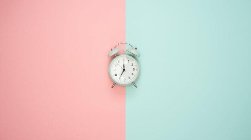 как не тратить время в пустую