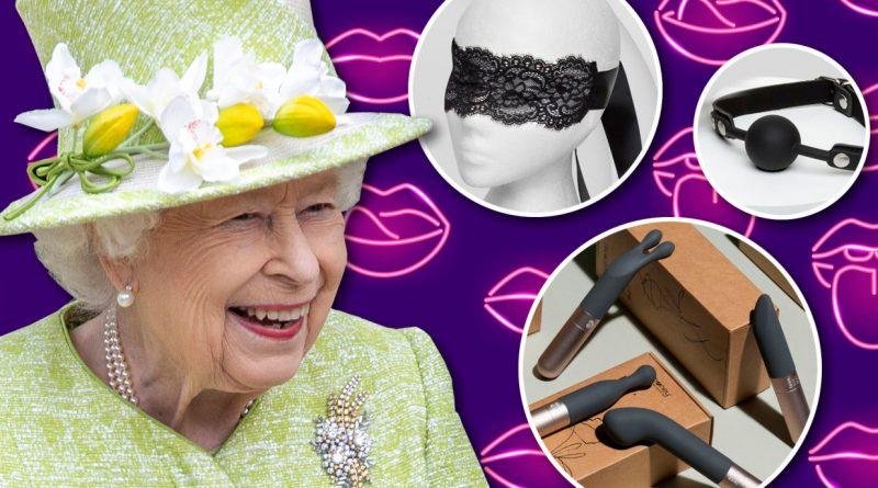 Елизавета II наградила бренд секс-игрушек почетным знаком качества