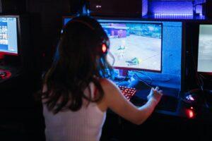 Женщины и компьютерные игры