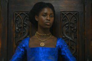 темнокожая актриса в сериаале анна болейн