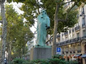 Auguste Rodin, Monument to Balzac in Paris