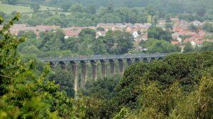 Акведук Понткисилт, самый высокий в мире, вошел в список ЮНЕСКО в 2009 году