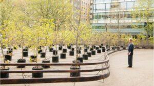 «Желуди Бойса» - инсталляция художников Ackroyd & Harvey в Tate Modern