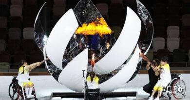 открытие паралимпиады 2021