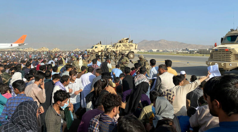 Эвакуация из Кабула продолжается