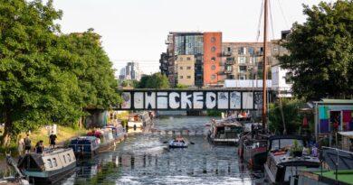 Лондонские каналы