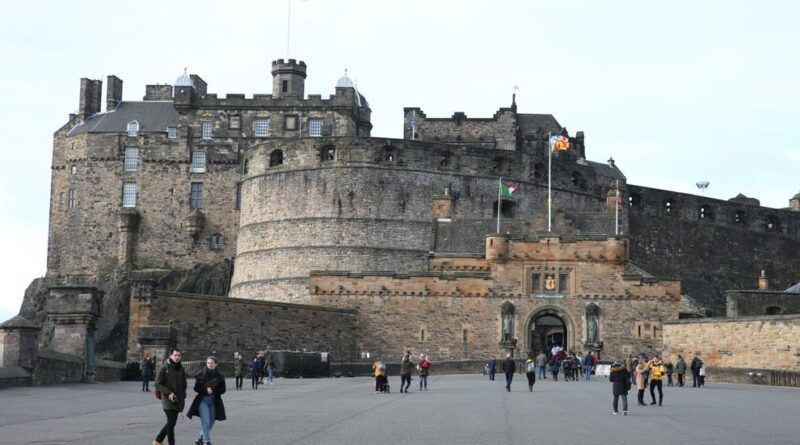 Josh Taylor is keen to fight at Edinburgh Castle (PA Archive)