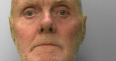Alan Slattery. Picture from Sussex Police. SUS-211108-130219001