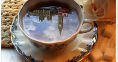 Английское чаепитие: история и традиции