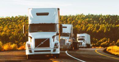 Дефицит водителей грузовиков в стране