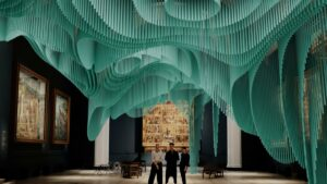 London Design Festival 2021 медуза