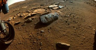 NASA заявило о возможности существования жизни на Марсе