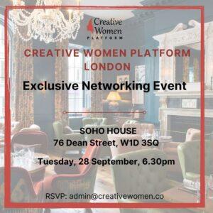 Creative Women Platform
