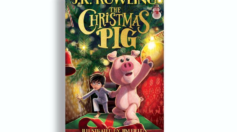 Роулинг выпустила новую рождественскую книгу