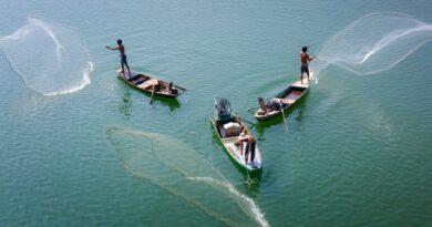 Рыболовные трения между Великобританией и Францией